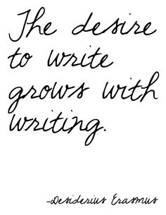 erasmusonwriting