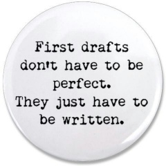 Image result for quotes about first drafts