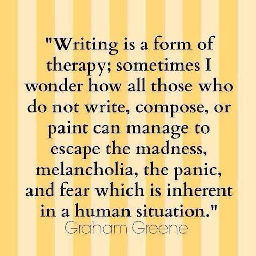 writingformoftherapy