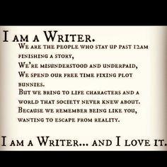 Iamawriter