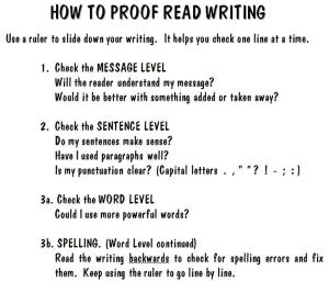 proofread-writing