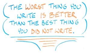 worstwriting