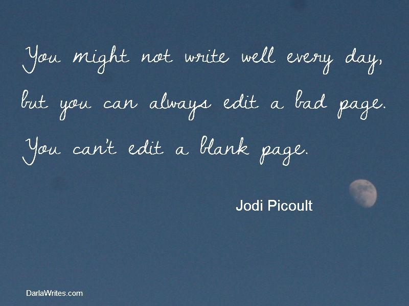 writers writing process