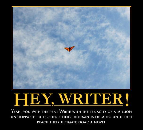 butterflywriter