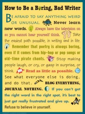 boringbadwriter
