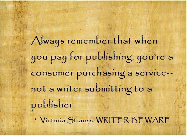 VS-WRITER-BEWARE