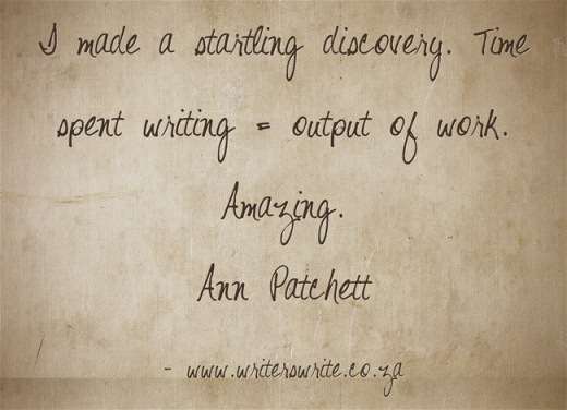 spenttimewriting