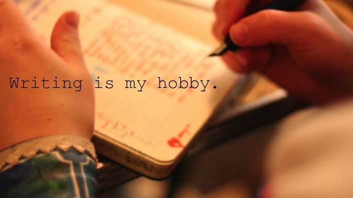 writing-is-my-hobby
