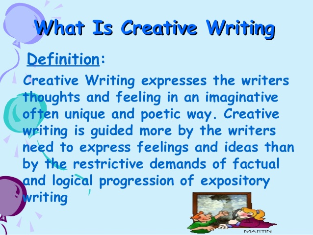 Creative writing services on my motherland
