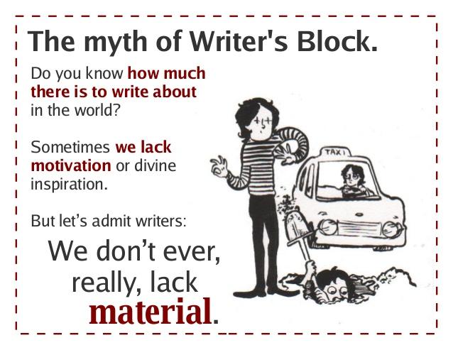 mythofwritersblock