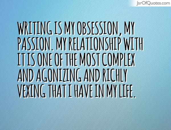 obsessionwriting
