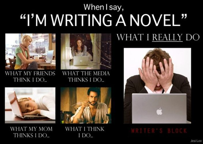 writinganovel